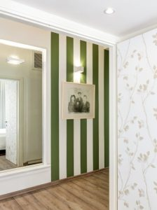 עיצוב פרקט במעבר פרויקט הדירה